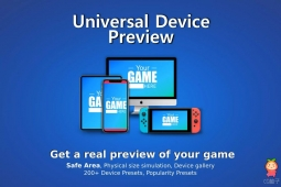 Universal Device Preview 1.9.1 多设备游戏预览工具