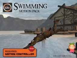 Swimming Motion Pack 0.65