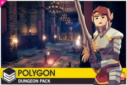 POLYGON - Dungeons Pack1.4